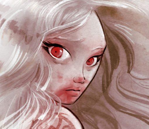 vampire-close-up